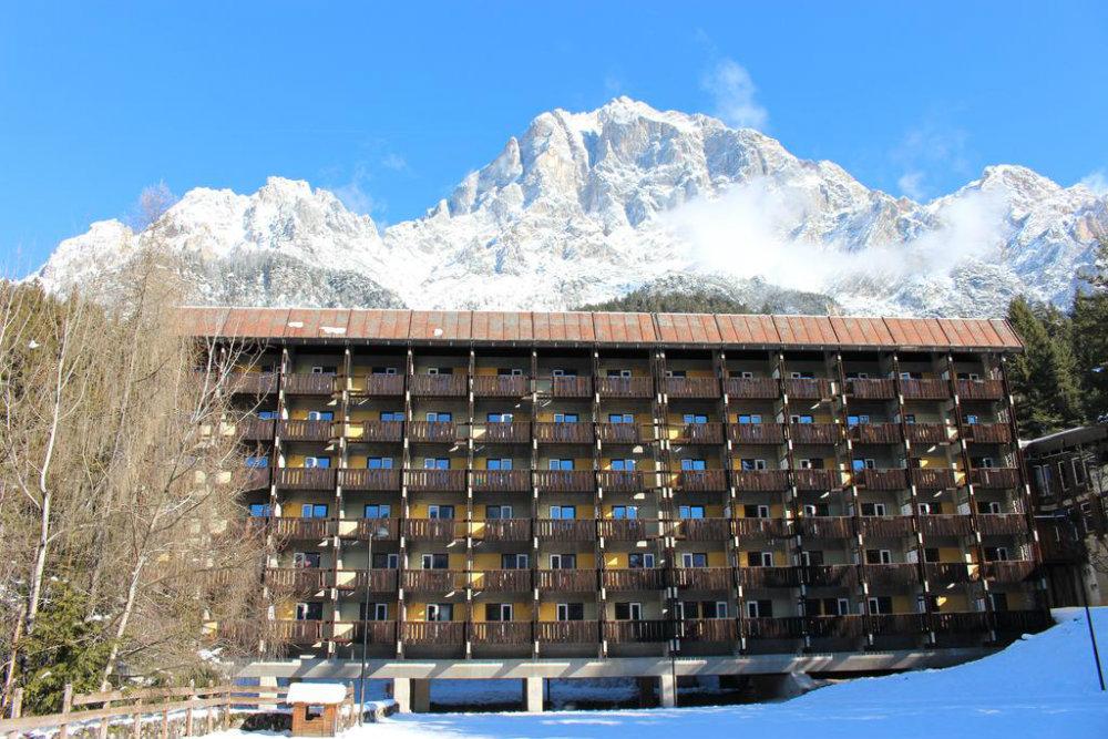 HOTEL BOITE Borca Cadore villaggio Eni.jpg
